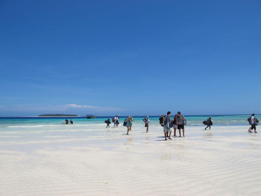 Muyuni beach
