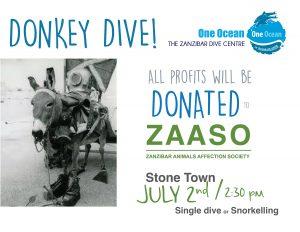 Donkey dive